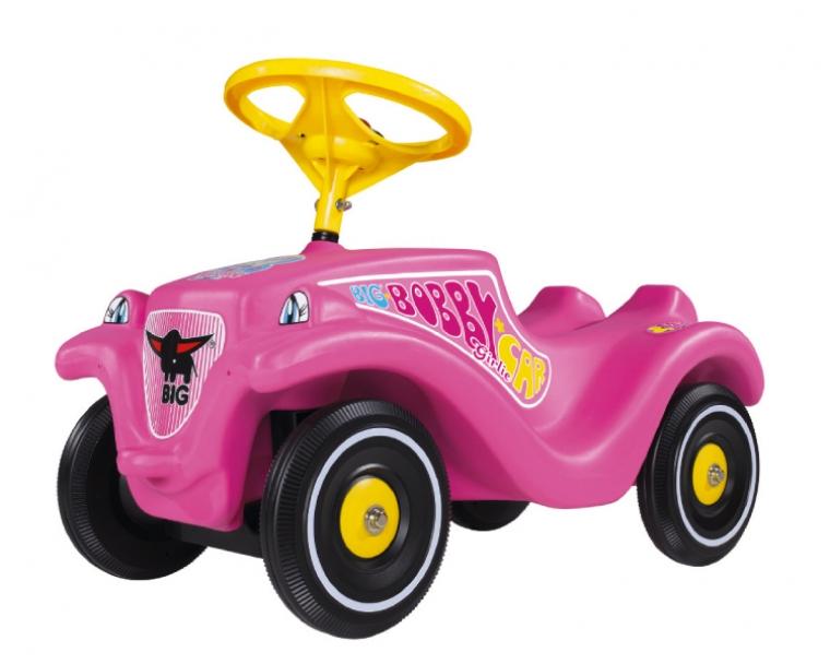 Детская машинка каталка Big Bobby Car Classic GirlieМашинки-каталки для детей<br>Скидка 10% на самовывоз из офиса<br>(м. Рязанский проспект)<br>