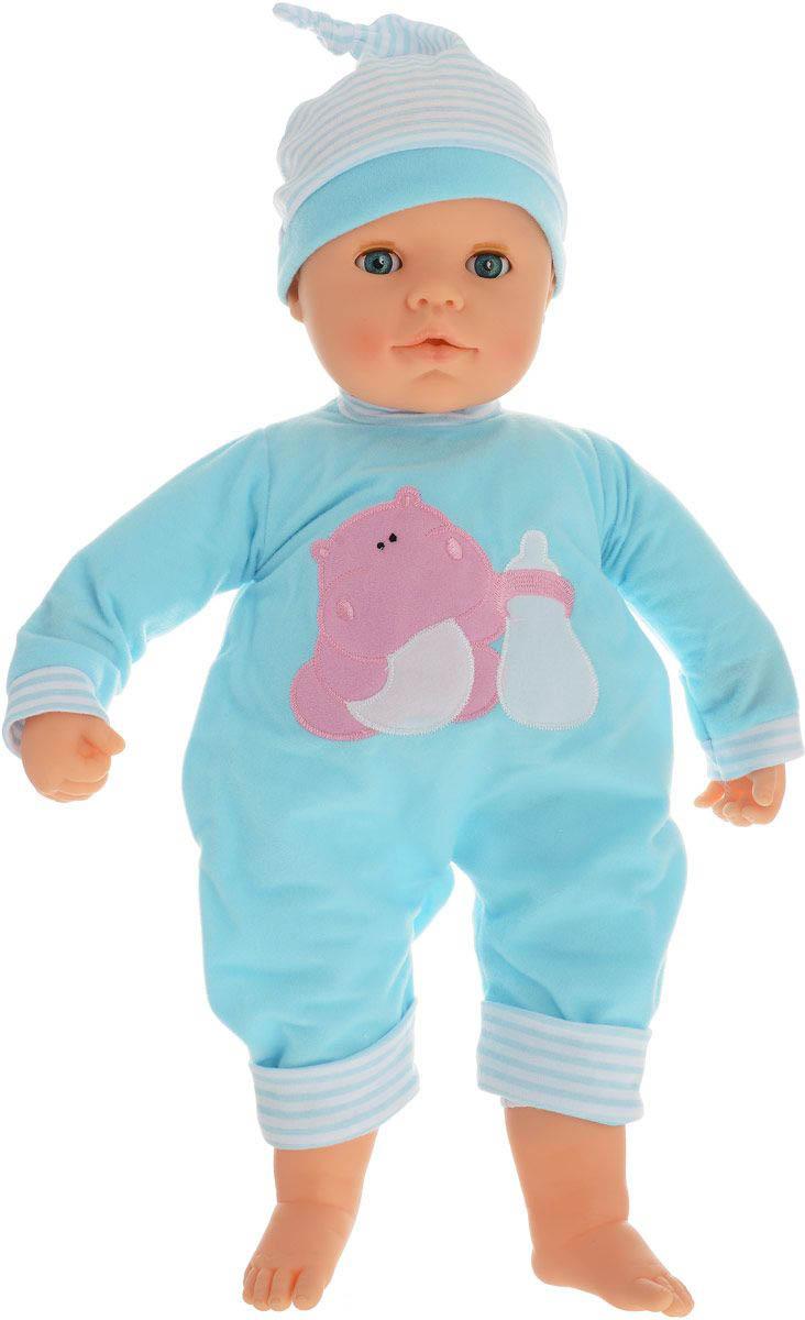 Озвученная кукла Пупс, реагирует на прикосновения, 45 смПупсы<br>Озвученная кукла Пупс, реагирует на прикосновения, 45 см<br>