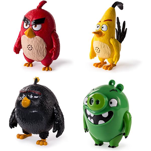Игрушка из серии «Angry Birds» - Интерактивная говорящая птицаAngry Birds<br>Игрушка из серии «Angry Birds» - Интерактивная говорящая птица<br>