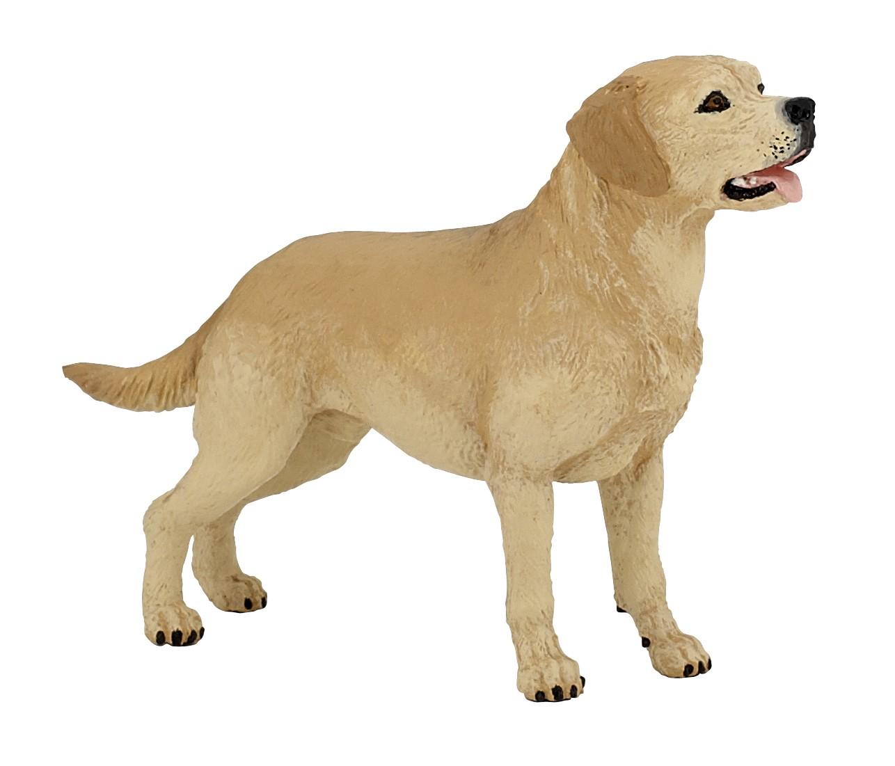 Фигурка - ЛабрадорСобаки и щенки (Dogs &amp; Puppies)<br>Фигурка - Лабрадор<br>