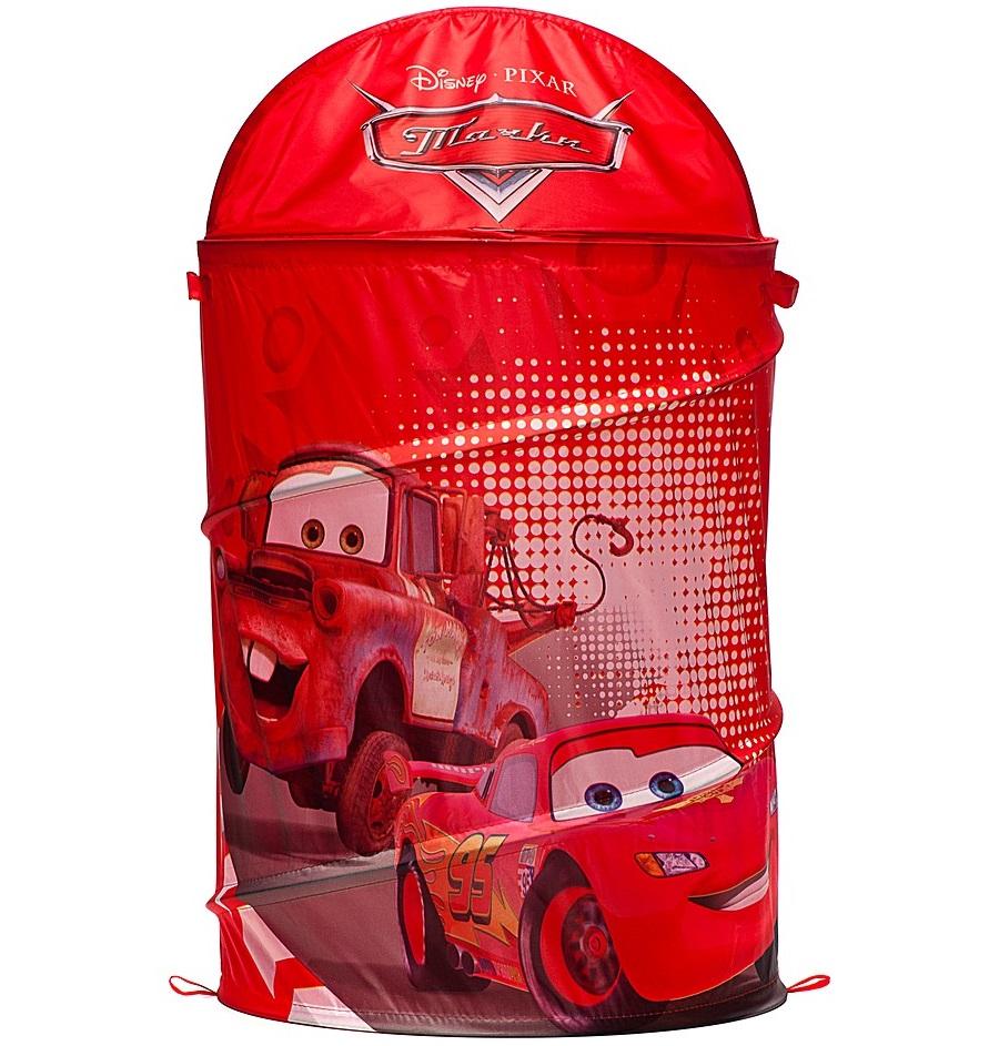 Корзина для игрушек «Тачки Дисней»CARS 3 (Игрушки Тачки 3)<br>Корзина для игрушек «Тачки Дисней»<br>