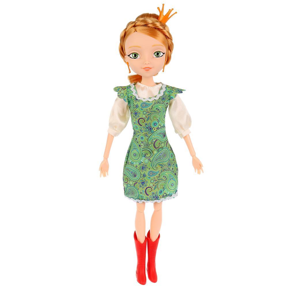 Купить Кукла из серии Царевны - Василиса, 29 см, сгибаются руки и ноги, Карапуз