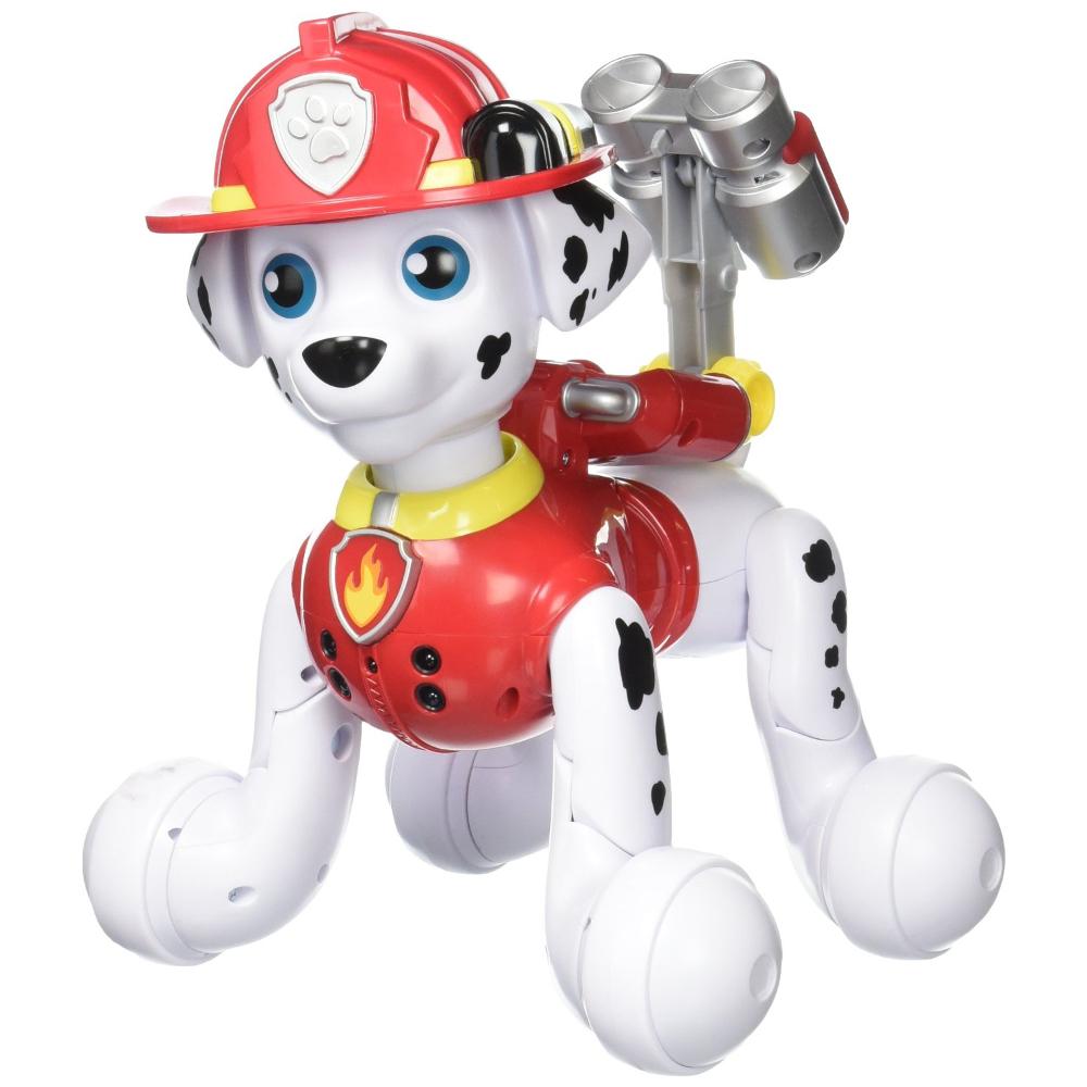 Paw Patrol. Интерактивный щенок Маршал Zoomer из мультфильма «Щенячий патруль»Роботы<br>Paw Patrol. Интерактивный щенок Маршал Zoomer из мультфильма «Щенячий патруль»<br>