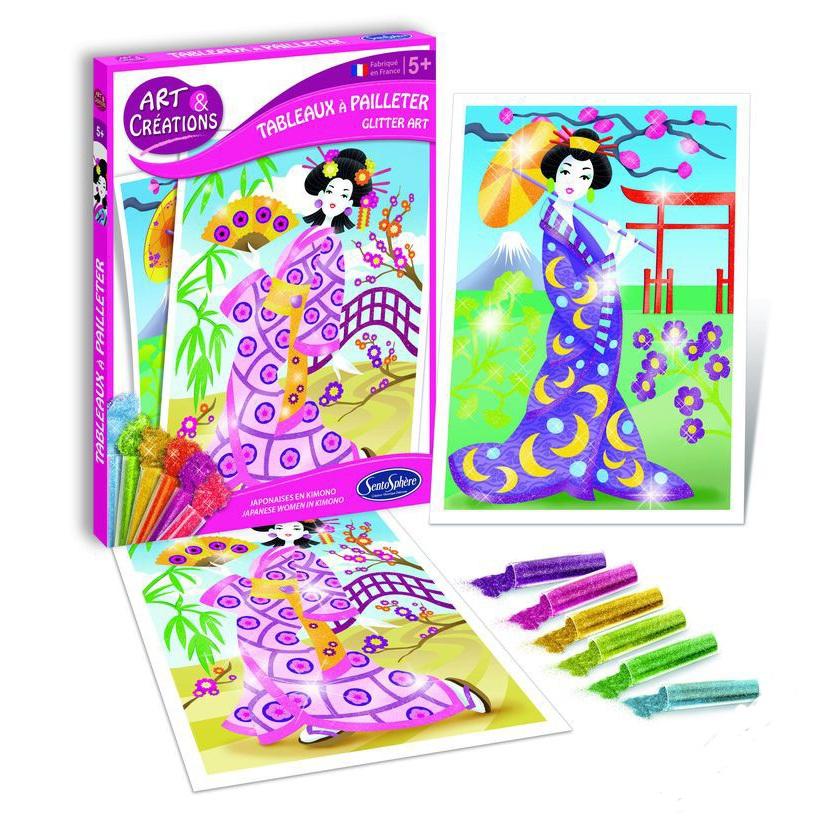 Купить Набор для детского творчества - Японки, SentoSpherE