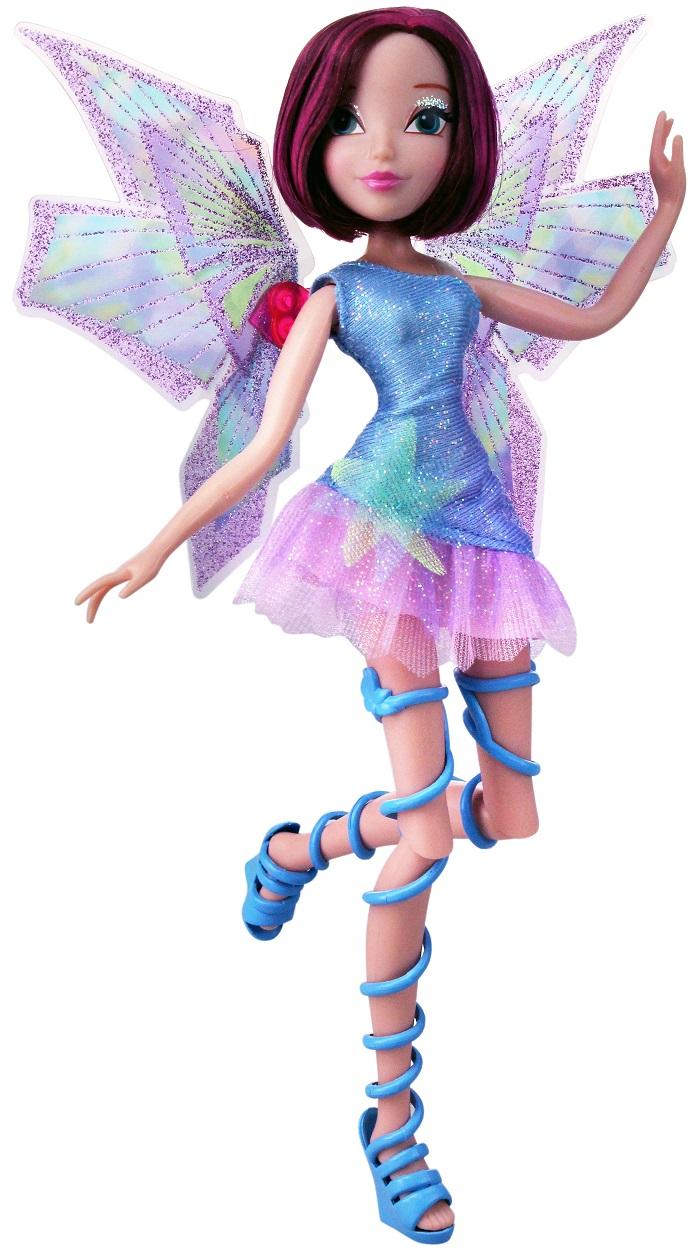 Кукла Winx Club Мификс - ТехнаКуклы Винкс (Winx)<br>Кукла Winx Club Мификс - Техна<br>