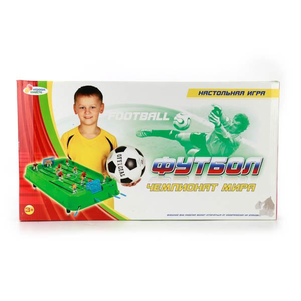 Игра настольная – Футбол Юношеский чемпионат - Настольный футбол, артикул: 171946
