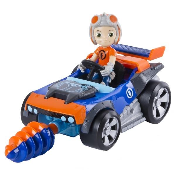 Купить Игрушка из серии Расти-механик Rusty Rivets - Построй машину героя, Spin Master