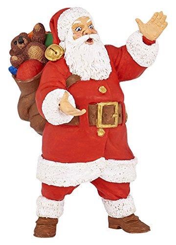 Купить Фигурка - Санта Клаус, размер 6 х 6 х 9 см., Papo