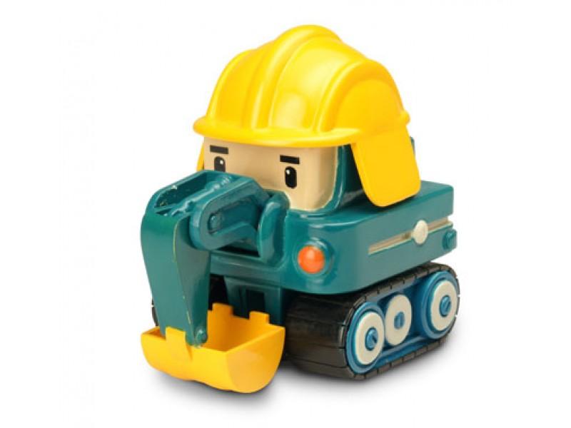 Игрушечная металлическая машинка Пок, Poli RobocarRobocar Poli. Робокар Поли и его друзья<br>Игрушечная металлическая машинка Пок, Poli Robocar<br>