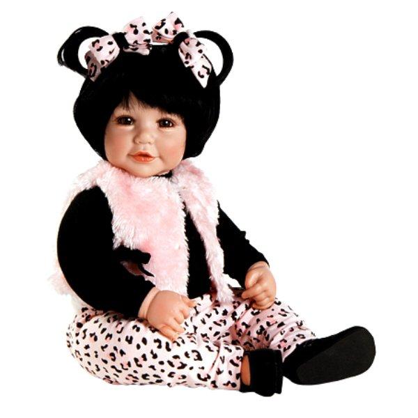 Кукла - Леопард-счастливчик, 48 смКуклы Адора<br>Кукла - Леопард-счастливчик, 48 см<br>