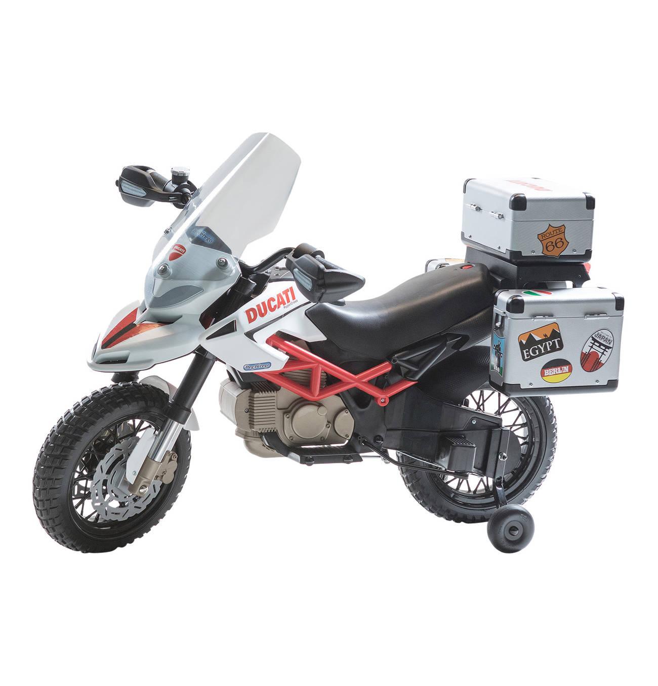Детский электромотоцикл Ducati HypercrossМотоциклы детские на аккумуляторе<br>Детский электромотоцикл Ducati Hypercross<br>