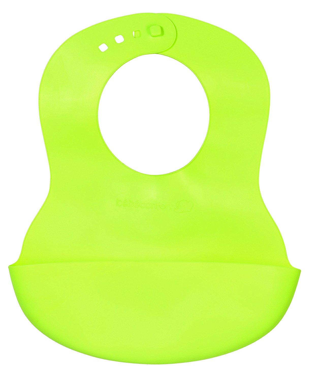 Нагрудник Under The Rainbow из тонкого мягкого пластика, с карманом, сворачивается в рулонТовары для кормления<br>Нагрудник Under The Rainbow из тонкого мягкого пластика, с карманом, сворачивается в рулон<br>