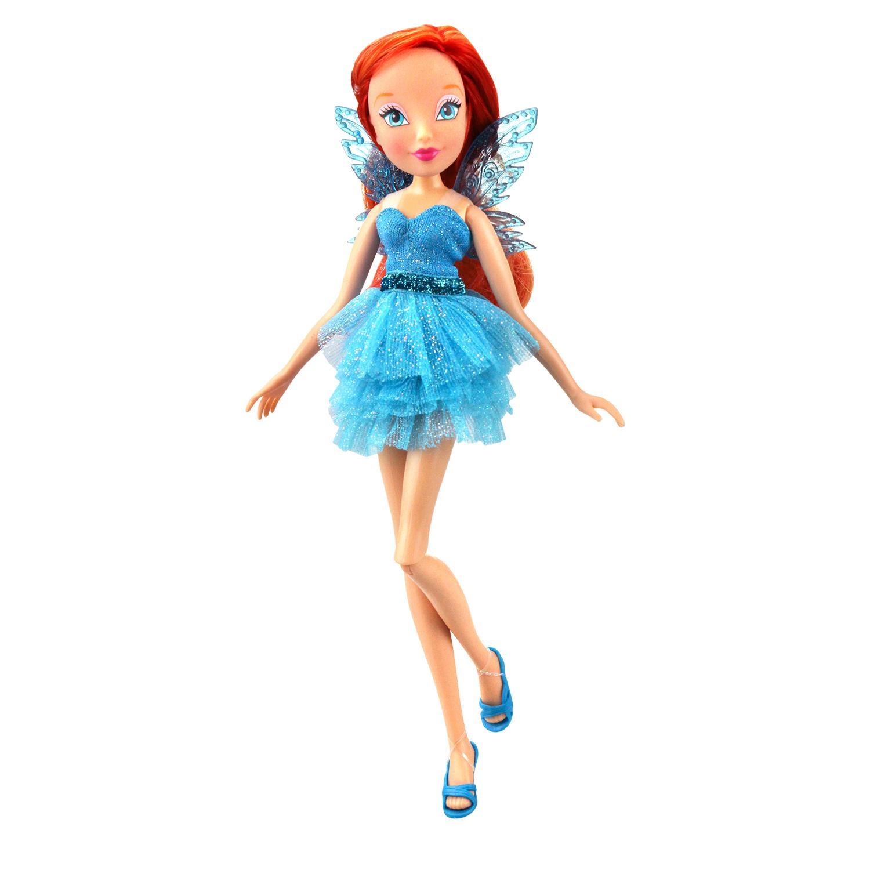 Кукла Winx Club - Мода и магия-4 - БлумКуклы Винкс (Winx)<br>Кукла Winx Club - Мода и магия-4 - Блум<br>