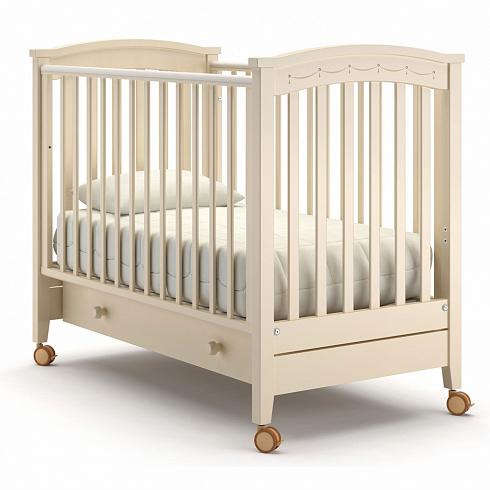 Купить Детская кровать Nuovita Perla solo, Avorio/Слоновая кость
