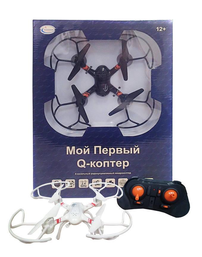 Купить Квадрокоптер на радиоуправлении - Мой первый Q-коптер, Властелин небес
