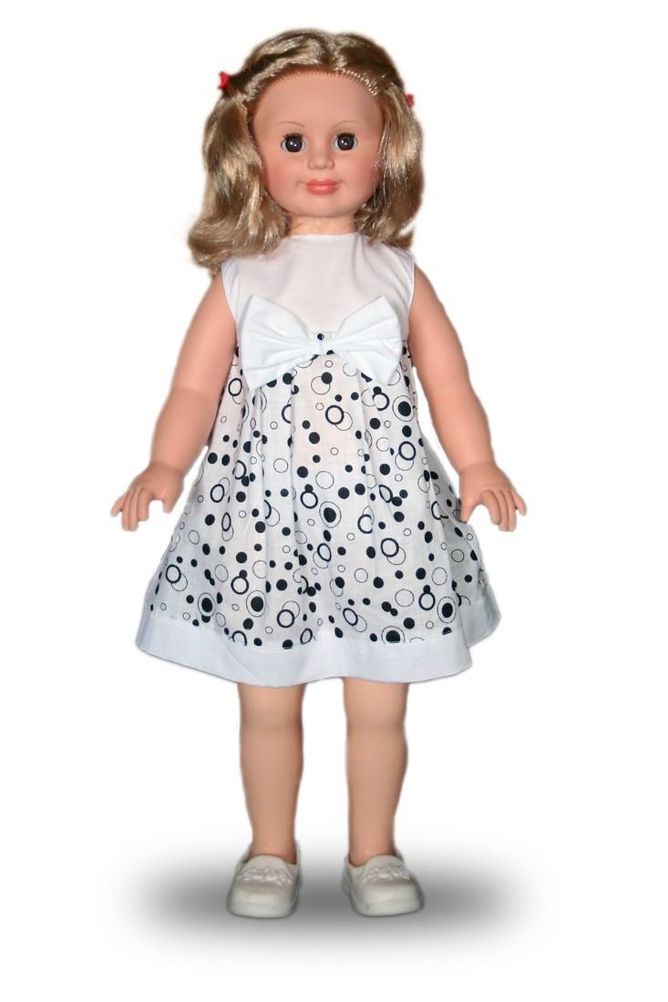 Кукла Милана 16, озвученна, 70 смРусские куклы фабрики Весна<br>Кукла Милана 16, озвученна, 70 см<br>