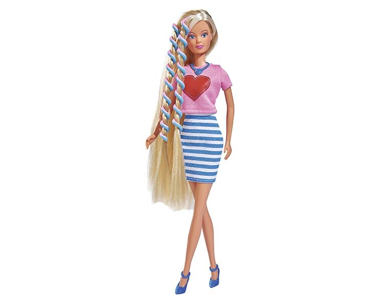 Купить Кукла Штеффи с аксессуарами для волос, 29 см, Simba