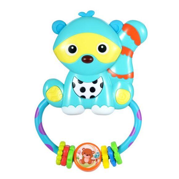 Музыкальная игрушка - Енот с зеркальцем
