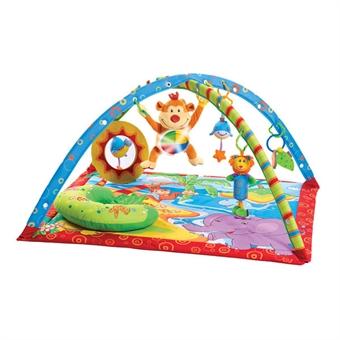Развивающий игровой коврик Остров поющей обезьянки - Детские развивающие коврики для новорожденных, артикул: 49061