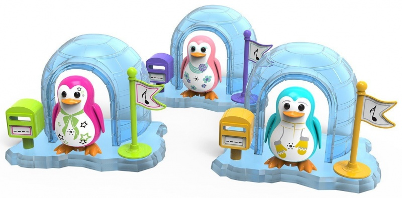 Пингвин в домике