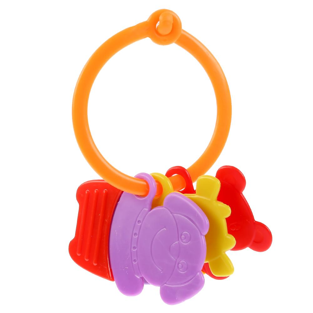 Развивающая игрушка погремушка
