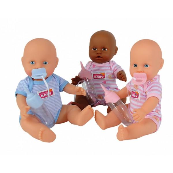 Игрушка Пупс НоворожденныйИнтерактивные пупсы New Born Baby и др.<br>Игрушка Пупс Новорожденный<br>