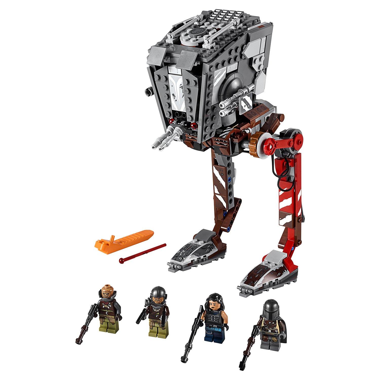 Конструктор Lego®  Star Wars - Диверсионный AT-ST