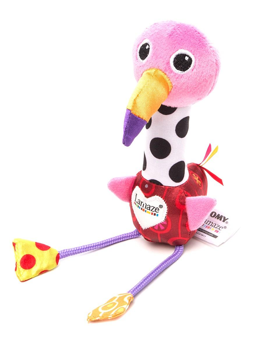 Игрушка для малышей - Веселый Розовый ФламингоСкидки до 70%<br>Игрушка для малышей - Веселый Розовый Фламинго<br>