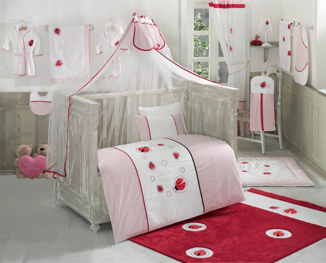 Балдахин серии Little Ladybug, 150 х 450 смДетское постельное белье<br>Балдахин серии Little Ladybug, 150 х 450 см<br>