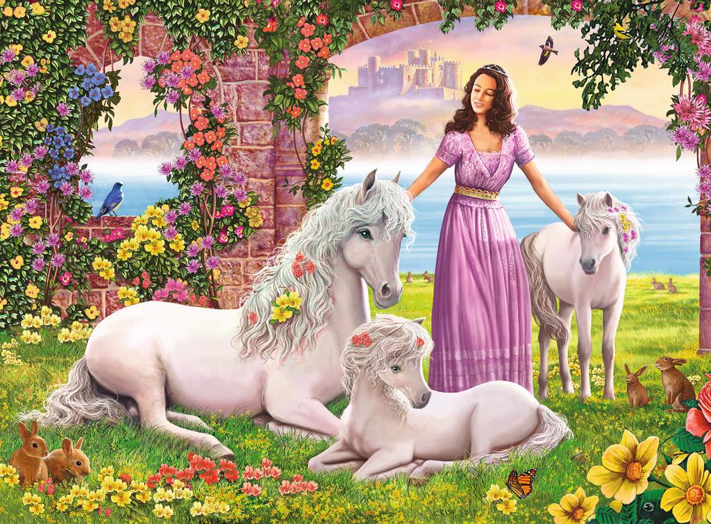 Паззл «Сказочное королевство» 150 шт Ravensburger