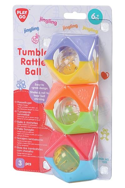 Развивающая игрушка - Шар в многогранникеРазвивающие игрушки PlayGo<br>Развивающая игрушка - Шар в многограннике<br>