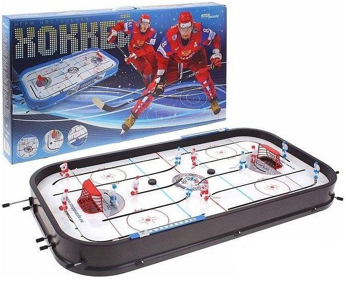 Купить Настольная игра – Хоккей, новый сезон, Step Puzzle
