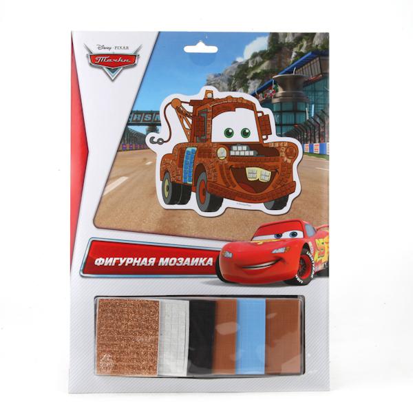 Набор для творчества - Фигурная мозаика - Disney CarsCARS 3 (Игрушки Тачки 3)<br>Набор для творчества - Фигурная мозаика - Disney Cars<br>