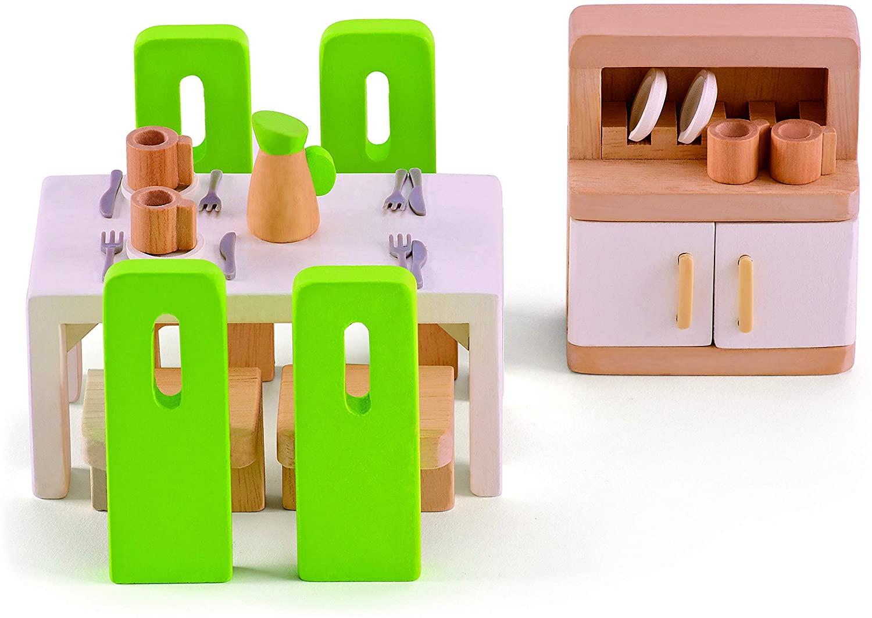 Мебель для домика – Столовая
