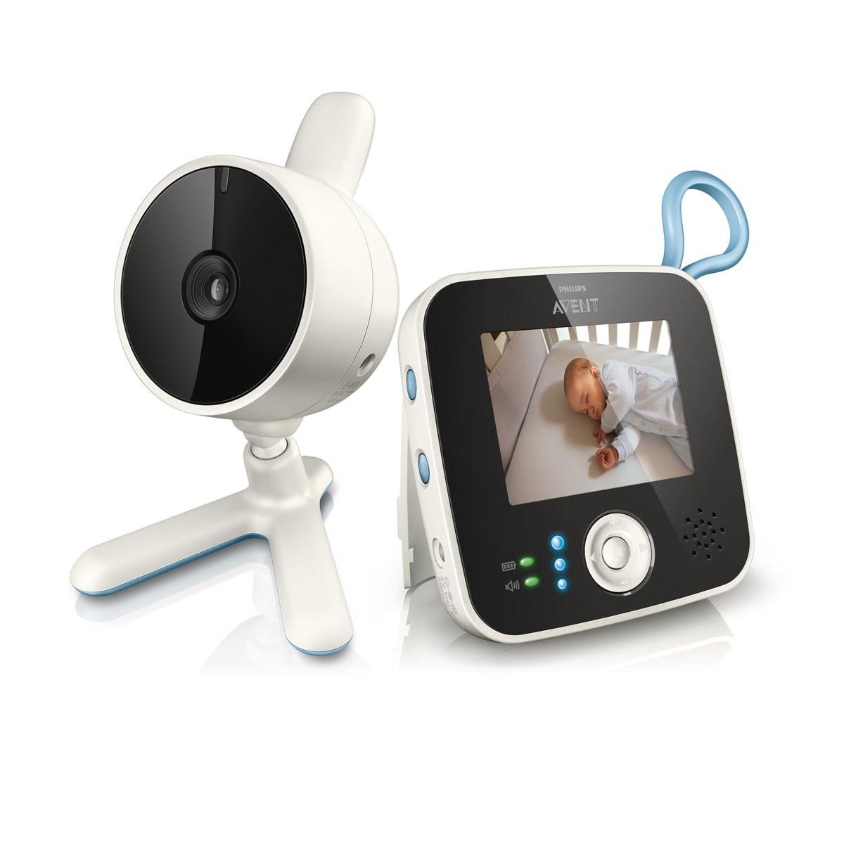 Видеоняня Philips Avent SCD-610 - Электронные приборы, артикул: 162703