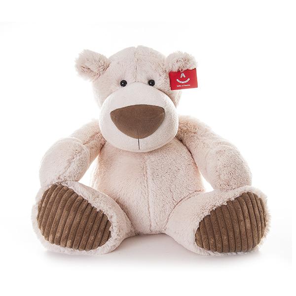 Игрушка мягкая - Медведь Латте, 38 см.Медведи<br>Игрушка мягкая - Медведь Латте, 38 см.<br>
