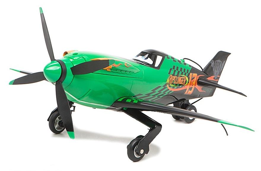 Самолет Рипслингер на радиоуправлении - Самолеты Disney (Planes), артикул: 60608