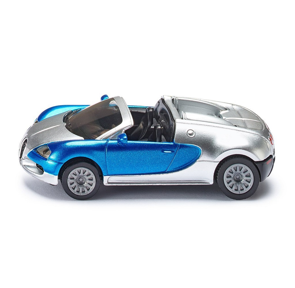 Купить со скидкой Металлическая машинка Bugatti Veyron Grand Sport кабриолет, 1:55