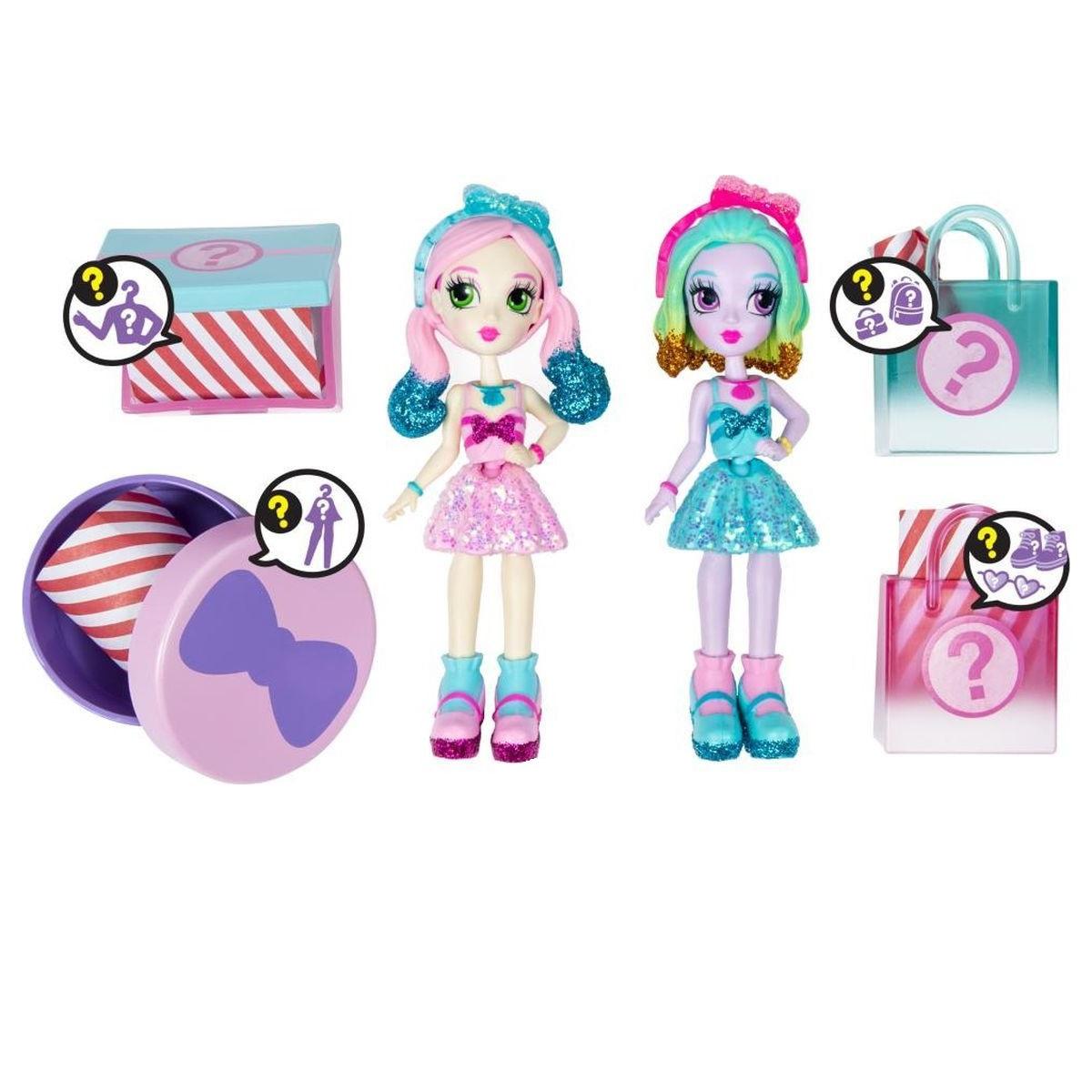 Купить Набор кукол Off the Hook - Стильные лучшие подружки, Весенний танец, Spin Master