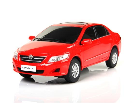 Радиоуправляемая машинка, масштаб 1:24, Toyota Corolla - Радиоуправляемые игрушки, артикул: 99638