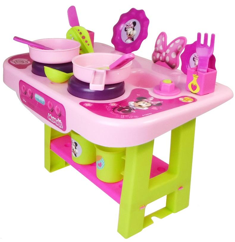 Игровая кухня малая. МинниДетские игровые кухни<br>Игровая кухня малая. Минни<br>