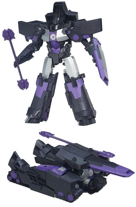 Робот-трансформер Мегатронус, 30 смИгрушки трансформеры<br>Робот-трансформер Мегатронус, 30 см<br>