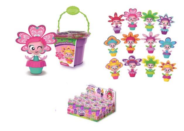 Купить Игровой набор Цветули для выращивания цветов, 12 видов, Toyshock