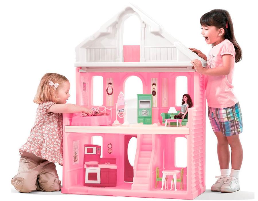 Кукольный домикКукольные домики<br>Кукольный домик<br>