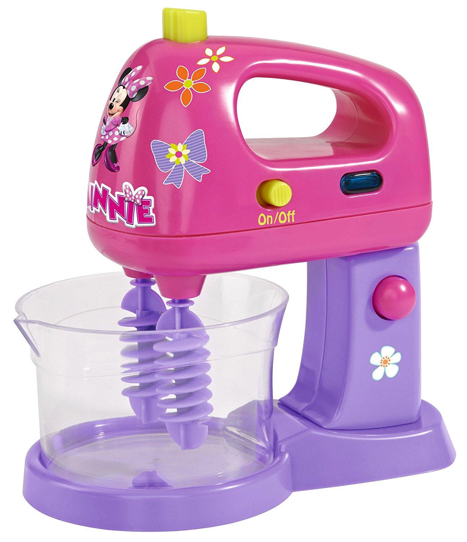 Кухонный комбайн со звуковыми и световыми эффектами, Minnie Mouse - Аксессуары и техника для детской кухни, артикул: 85065