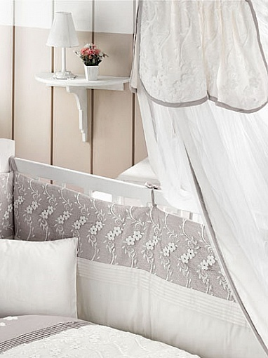 Балдахин серии Elegante, размер 150 х 450 см.Детское постельное белье<br>Балдахин серии Elegante, размер 150 х 450 см.<br>