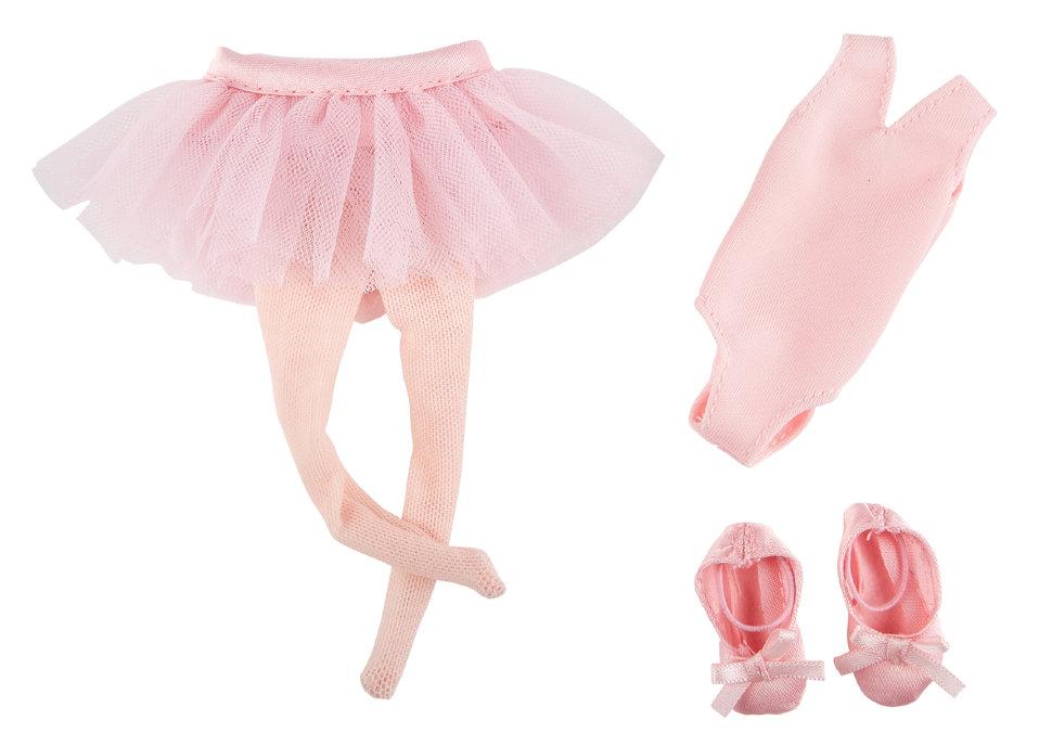Одежда балерины для куклы Вера