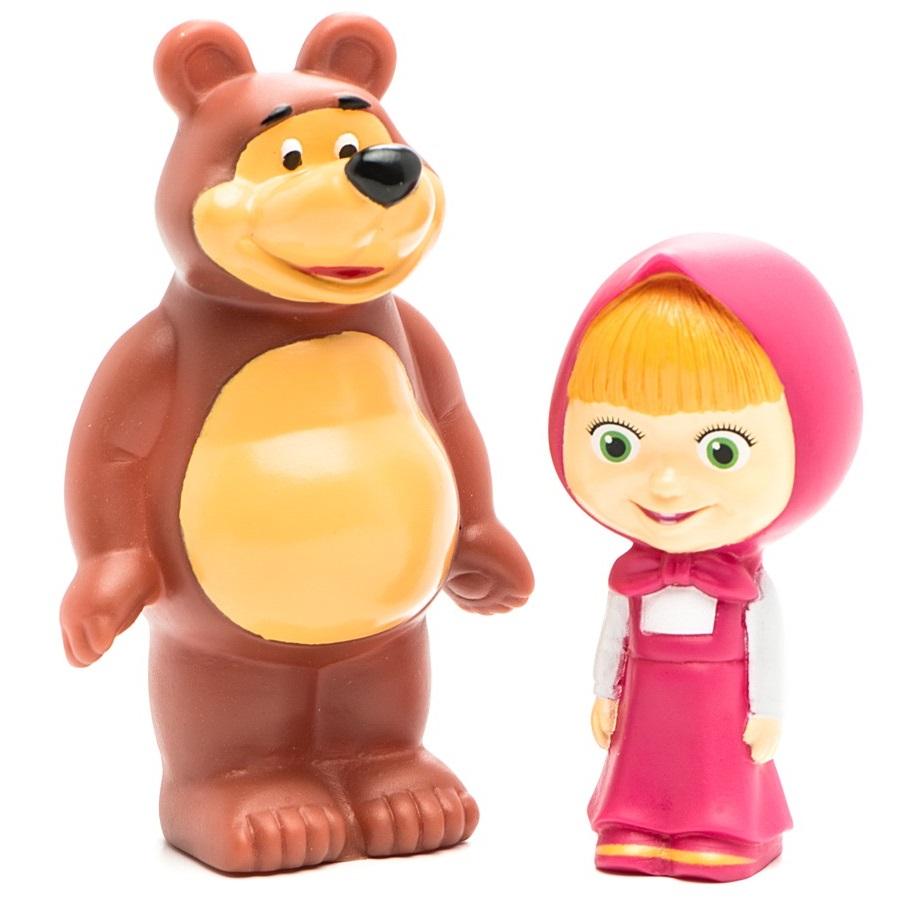 Набор для купания «Маша и медведь»Игрушки для ванной<br>Набор для купания «Маша и медведь»<br>