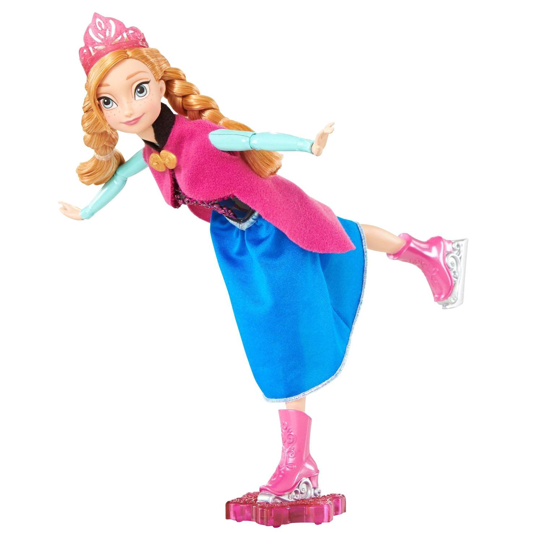 Кукла Анна на коньках Холодное СердцеКуклы холодное сердце<br>Кукла Анна на коньках Холодное Сердце<br>