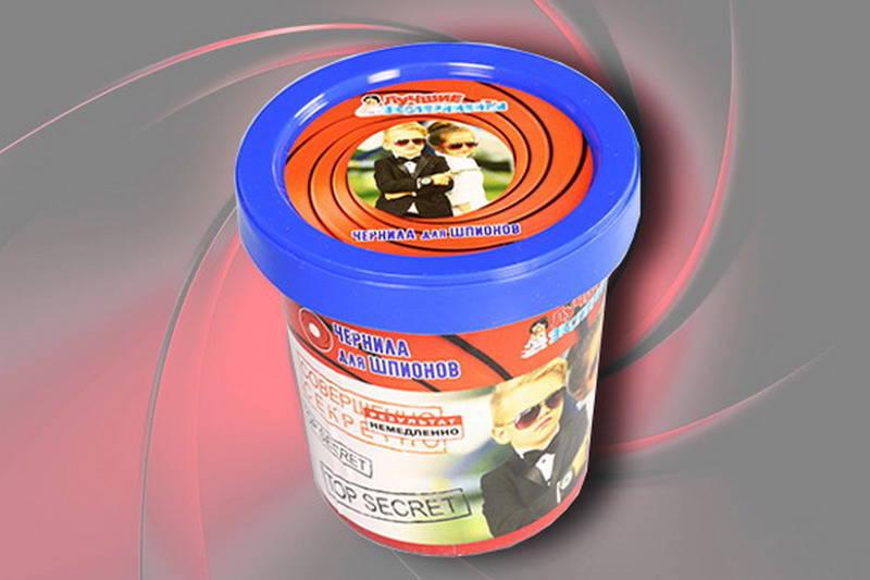 Купить Микро-набор для экспериментов - Чернила для шпионов, 90 грамм, Научные технологии